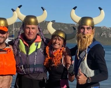Surfski Relay Race – 6 June 2021